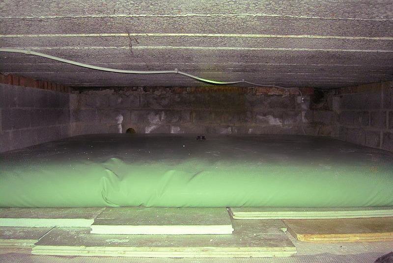 EFrarain regenwatersysteem